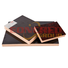 12mm Black Laminated Mdf Board for Cabinet
