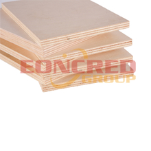 12mm birch commercial plywood for wardrobes