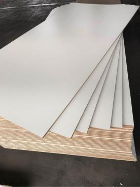 How to install a laminated MDF?