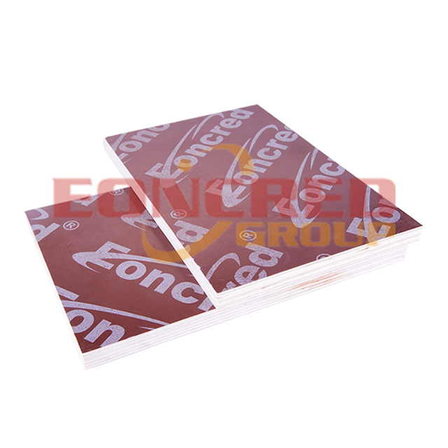 4x8 Non Structural Red Film Faced Plywood