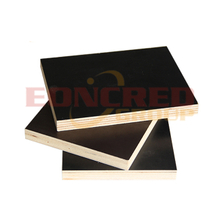 18mm Poplar Phenolic Black Film Faced Plywood for Construction