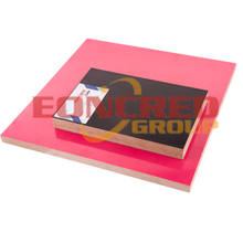 12mm Laminated Mdf Wall Panels Waterproof Sheets