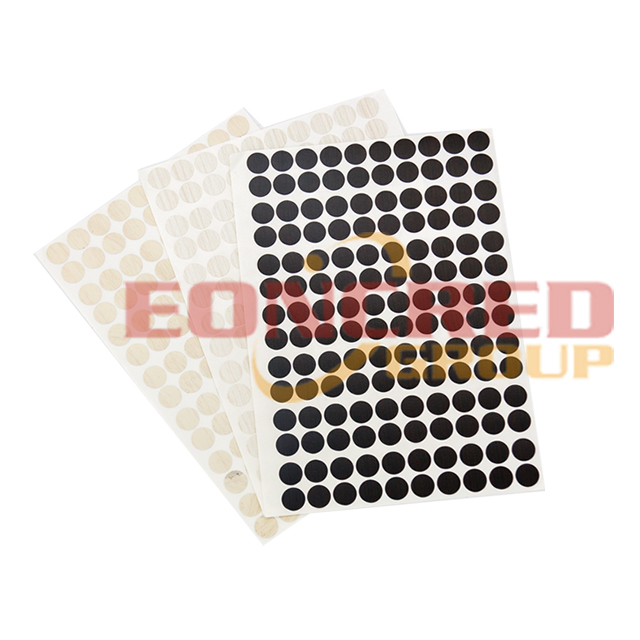 0.3x12mm PVC Screw Cover plate
