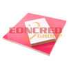 10mm Red Laminated Mdf Wall Panels
