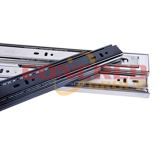 40mm 16-inch ball bearing drawer slides