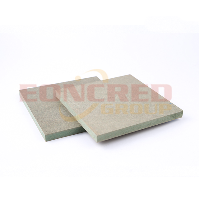 15mm 1220x2440mm Thick Waterproof Green Mdf for Cabinets