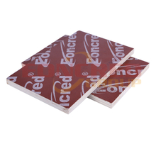 10mm Phenolic Red Film Faced Plywood for Construction